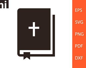 Etsy studio svg vector. Clipart bible