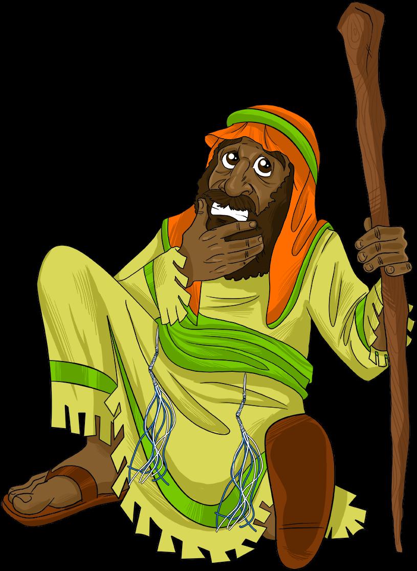 The prophet jonah characters. Queen clipart bible