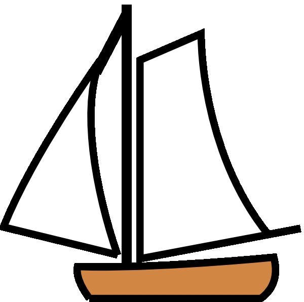 Geometric shapes sample a. Lighthouse clipart boat scene
