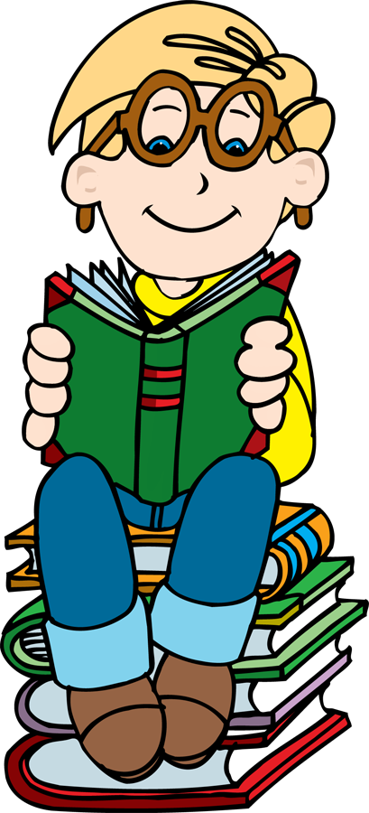 Clipart reading woman. Image of clip art