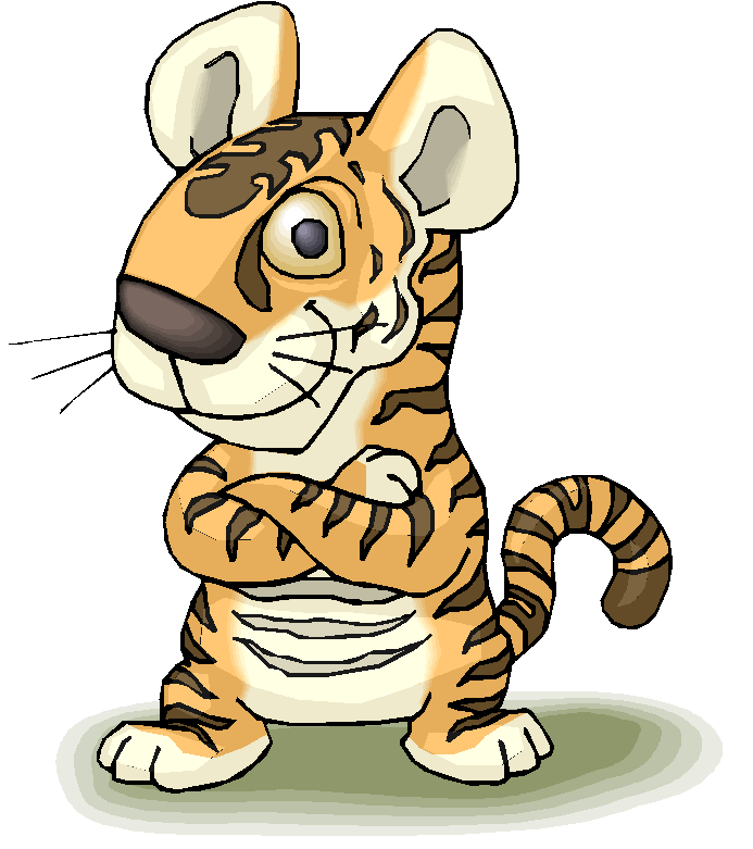 Muscles clipart tiger. Bible study on lying