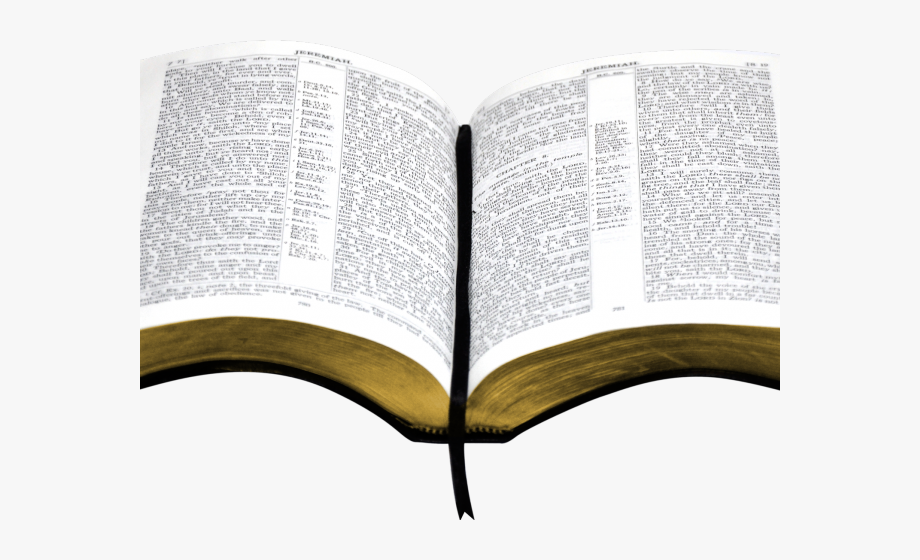 Open png transparent cartoon. Clipart bible closed bible