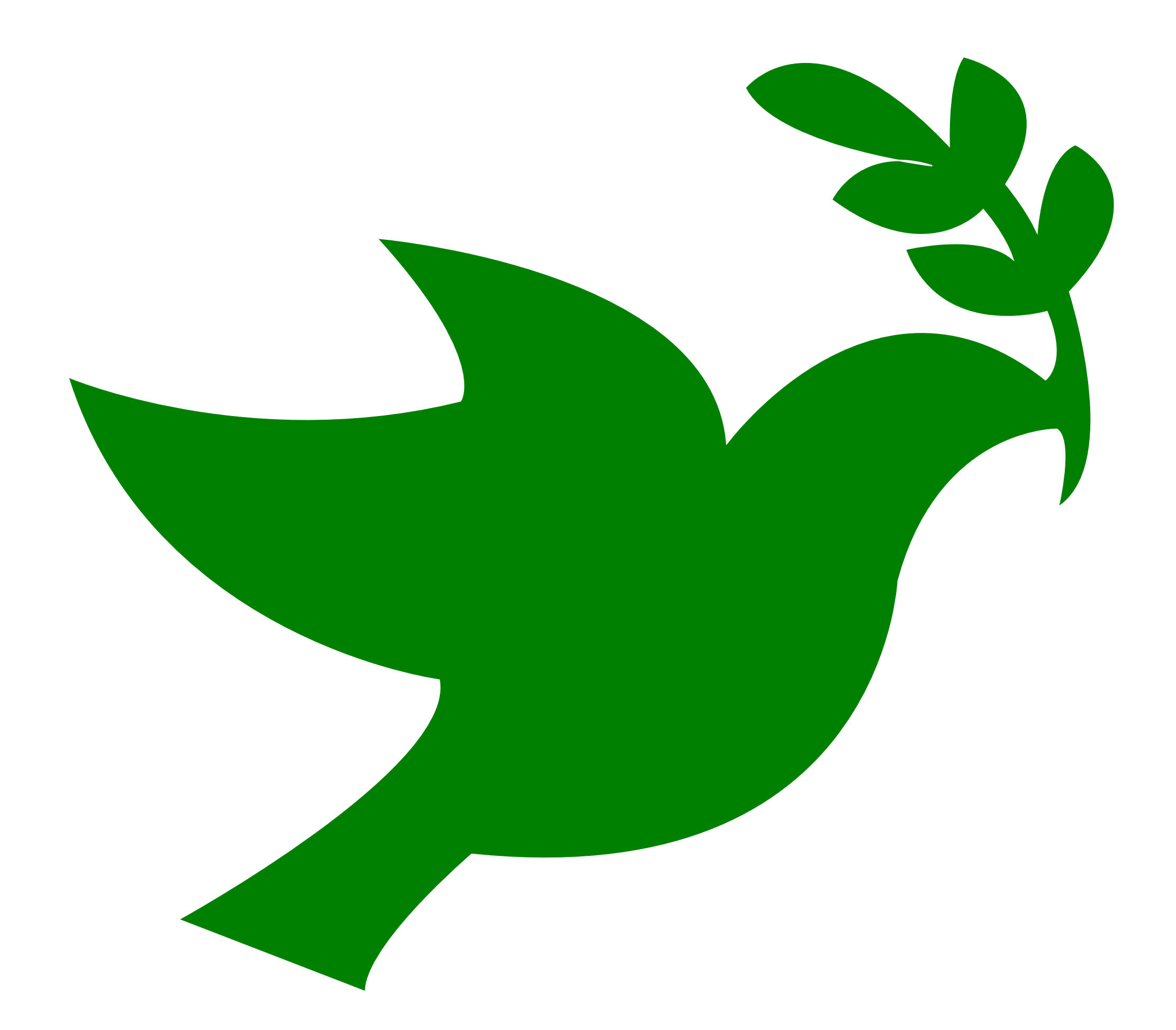 Funeral clipart confirmation. Holy spirit dove silhouette