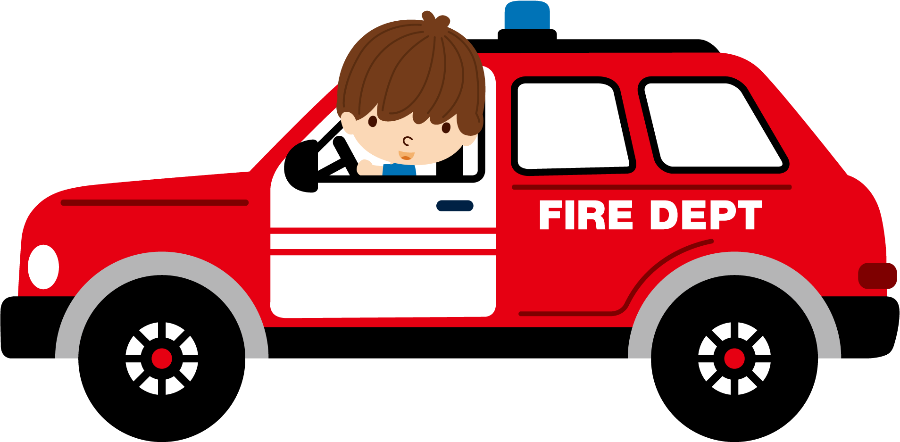 Bombeiros e pol cia. Emergency clipart community vehicle