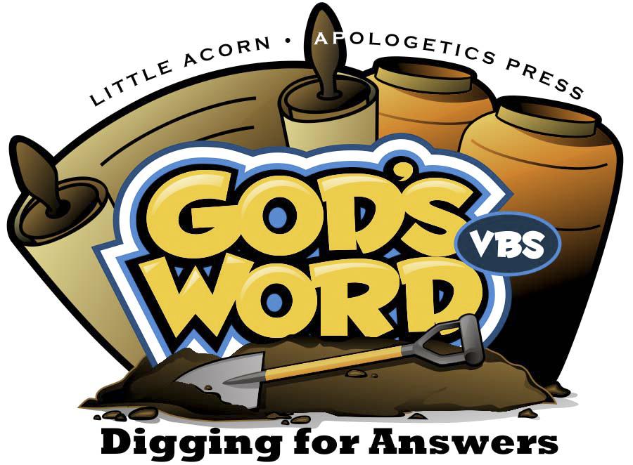 Apologetics press announcing a. Clipart bible god's word