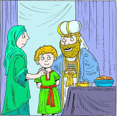 clipart bible hannah