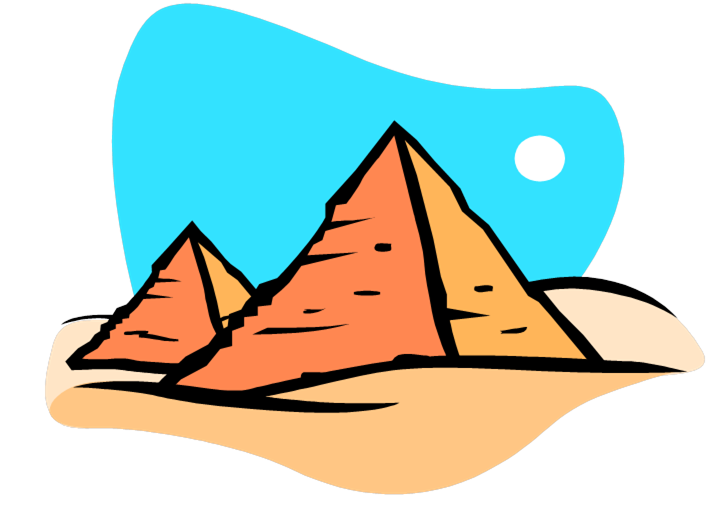 Hat clipart pharaoh. Sunday school lessons of