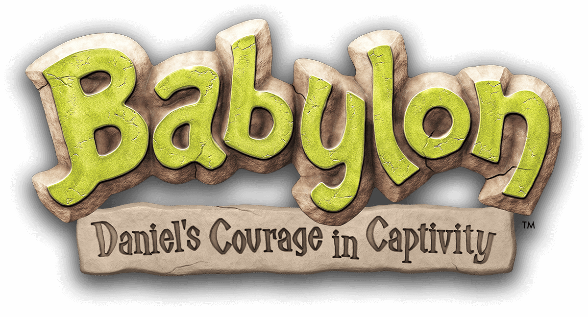Words clipart courage. Babylon holy land adventure