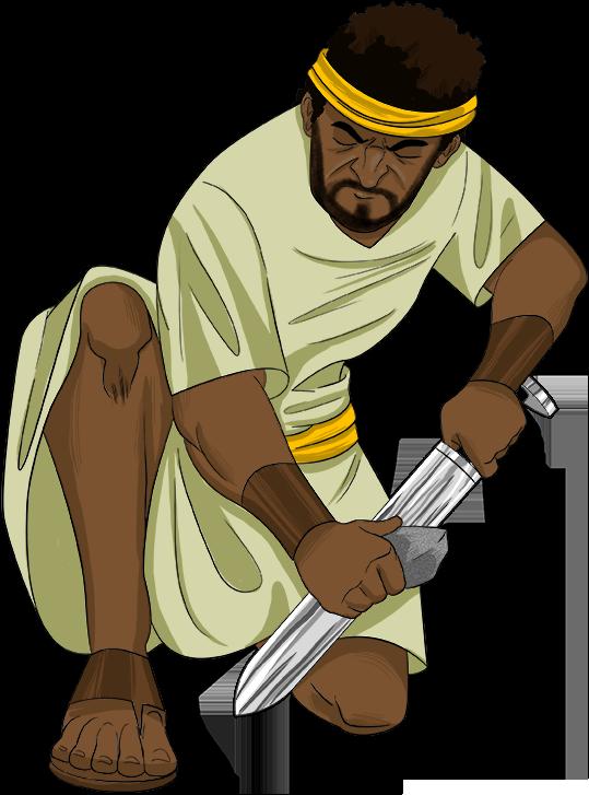 slavery clipart church worker