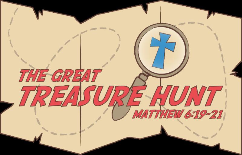 fbclc vacation school. Treasure clipart bible