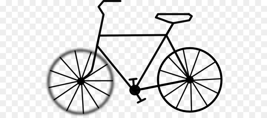 Cycle clipart bicycle drawing. Black and white frame