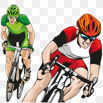 Clipart bicycle bicycle racer. Race png vector psd