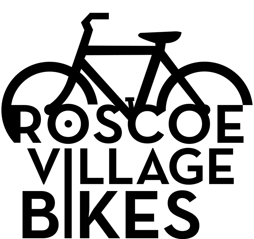 Roscoe village bikes a. Cycle clipart name