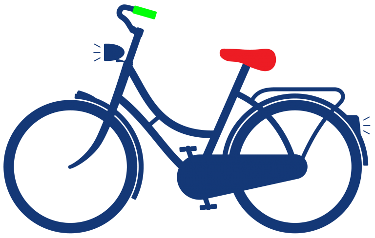 Clipart bike broken bicycle. Lease a second hand