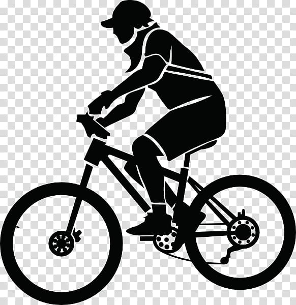 Motorcycle bicycle biker transparent. Cycle clipart bike scooter