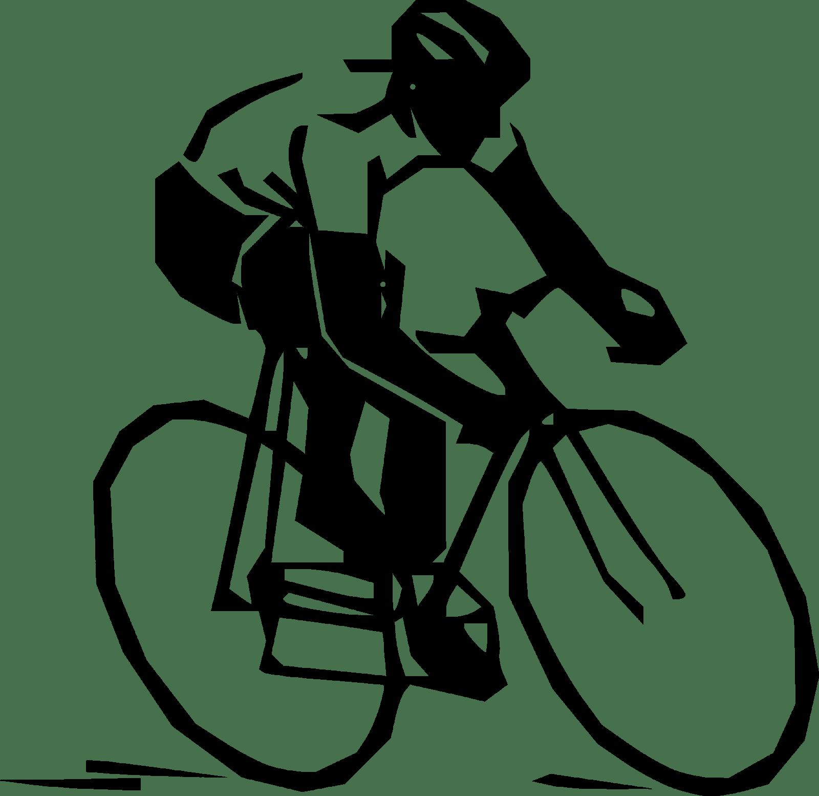 cycling clipart bike ride