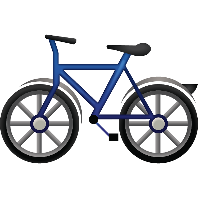 Exercising clipart cycling exercise. Download bicycle emoji icon