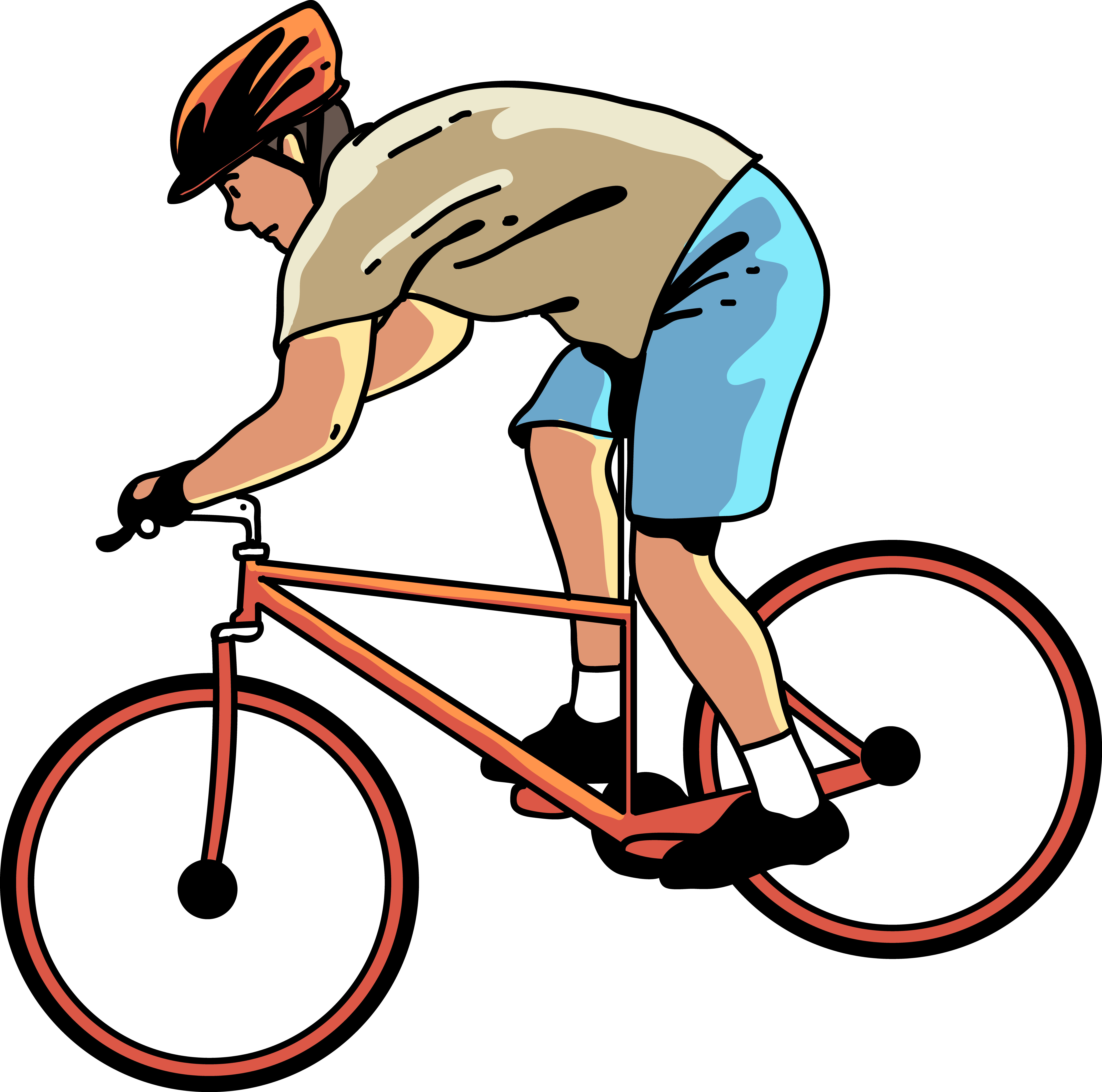 Cycling bicycle frame clip. Cycle clipart kind vehicle