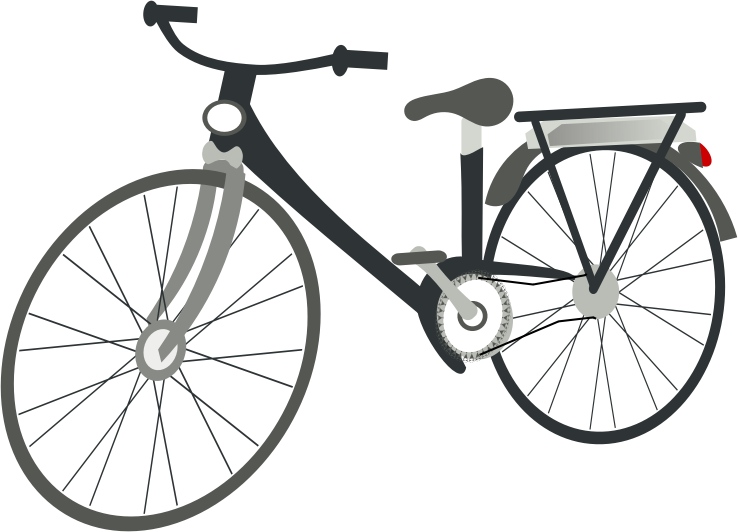 Cycle clipart toy. Bicycle bike bikes clip