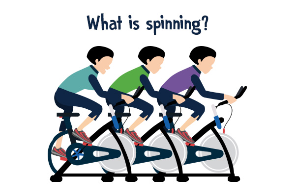 Free spin cliparts download. Clipart bicycle cycling class