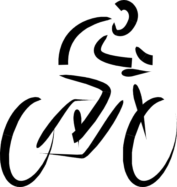 Bicycle vector exercise clip. Welding clipart skull crossbones