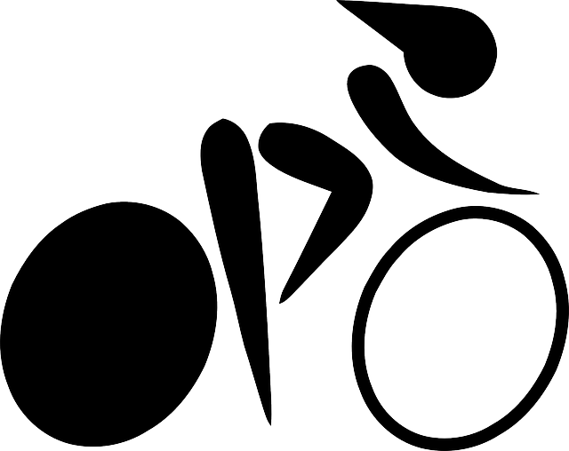 Exercising clipart stationary bicycle. Imagen gratis en pixabay