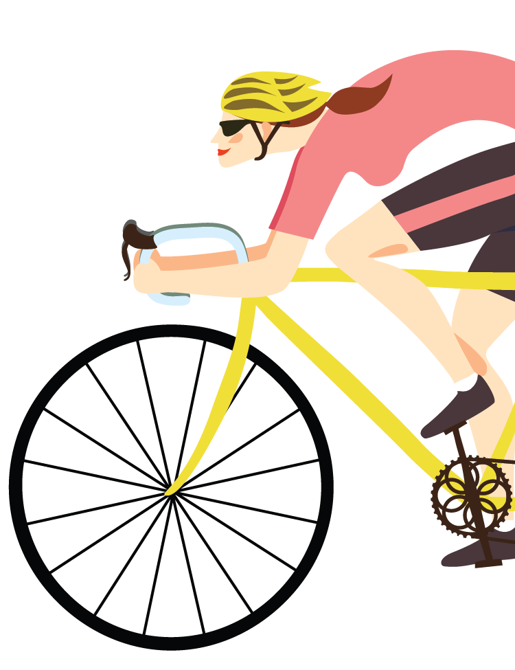 Cycling emporium your bike. Exercising clipart stationary bicycle