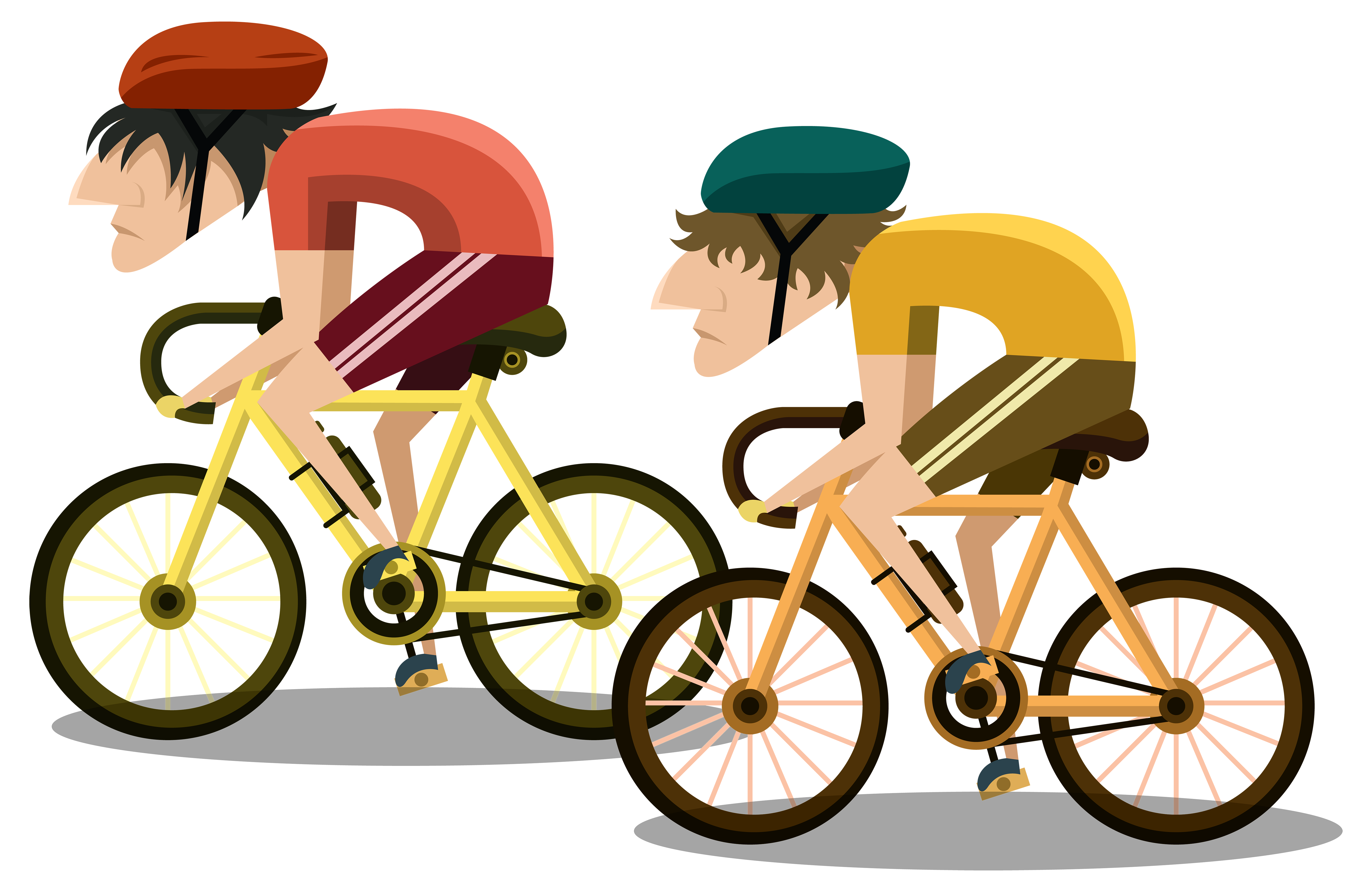 Wheel road racing ride. Clipart bicycle cycling sport