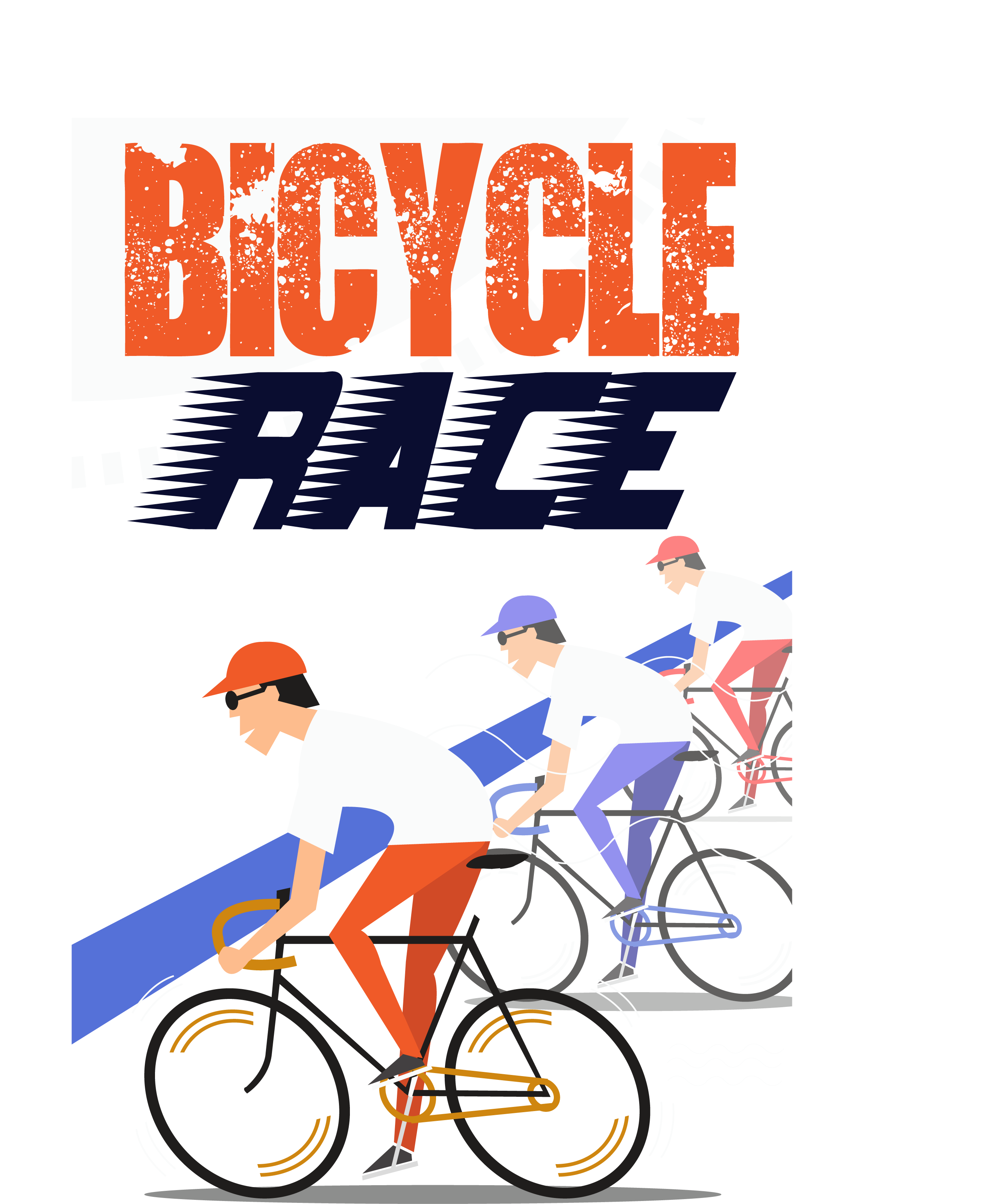 Clipart bicycle cycling sport. Road racing race transprent