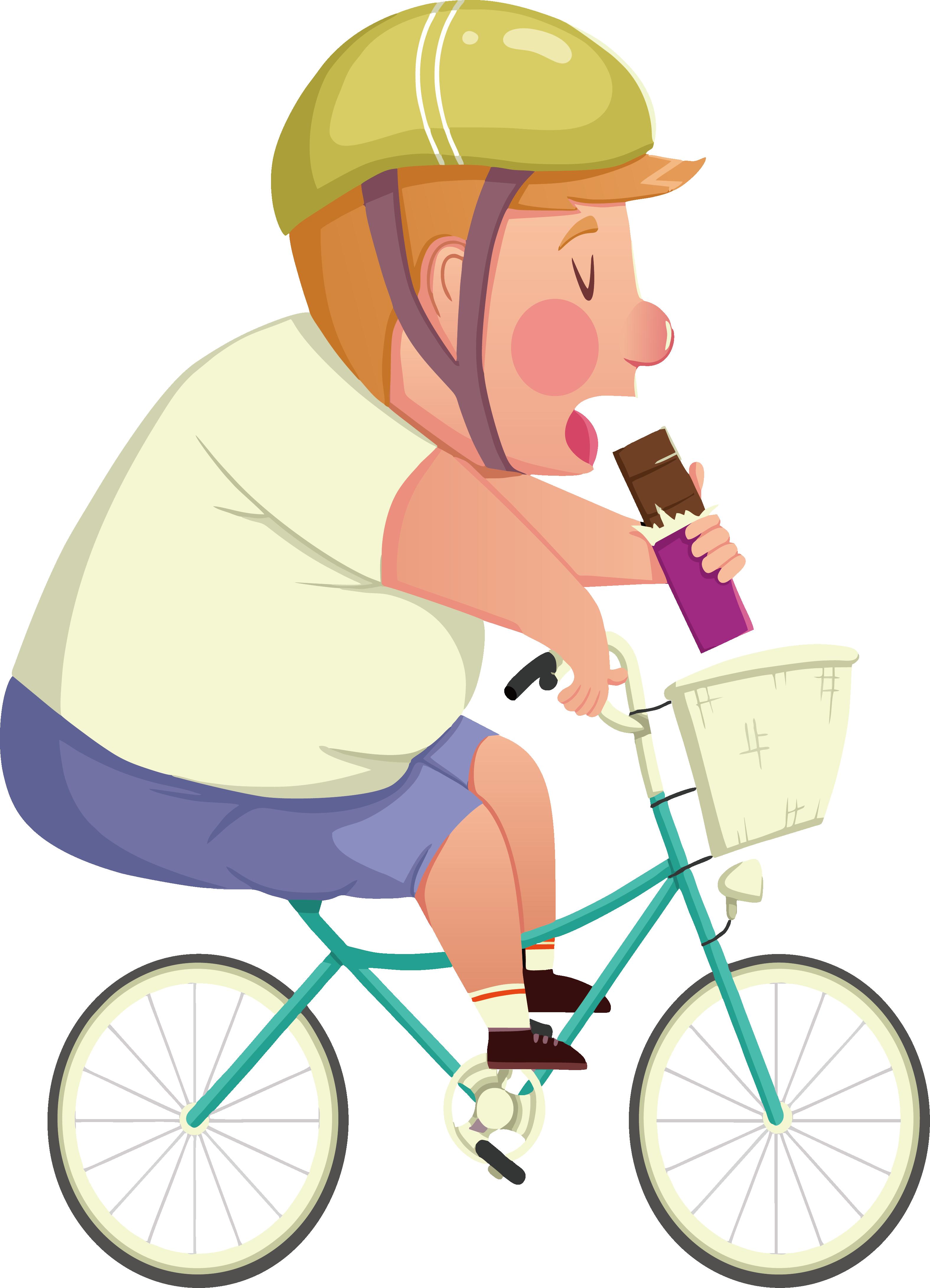 Clipart bicycle cyclist. Cycling cartoon clip art