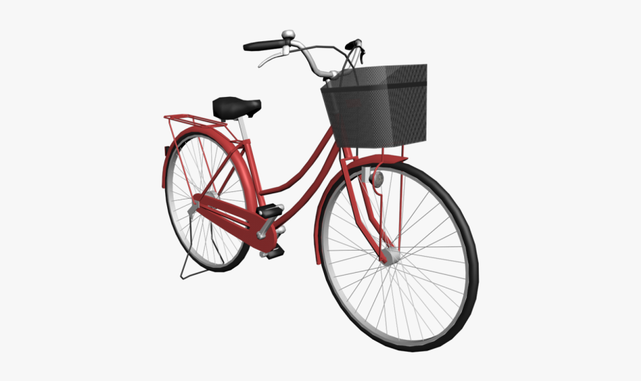 Ladies free download png. Clipart bicycle front