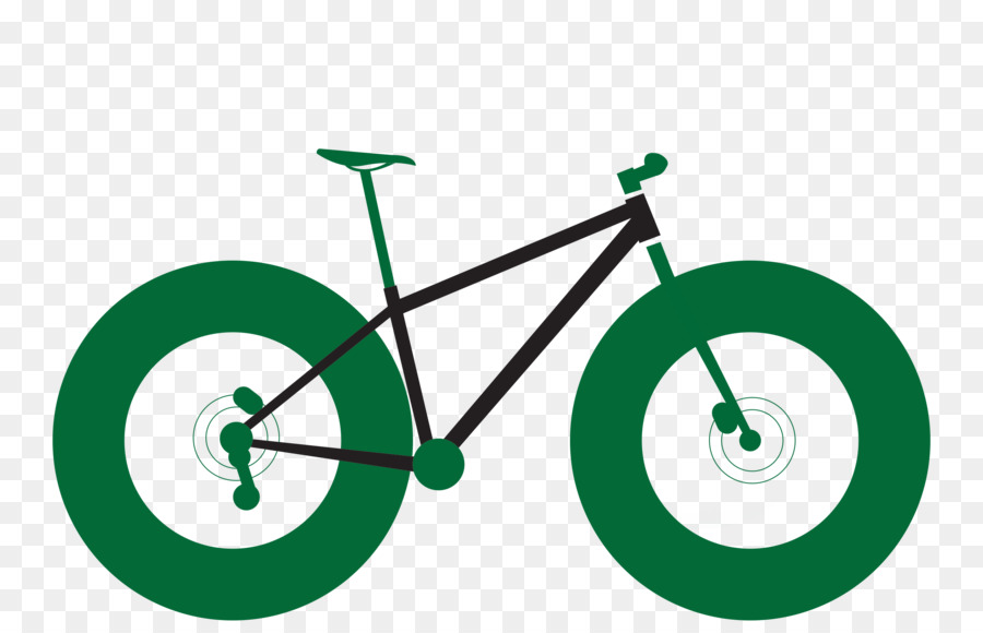 Mountain cartoon product . Clipart bicycle green bike