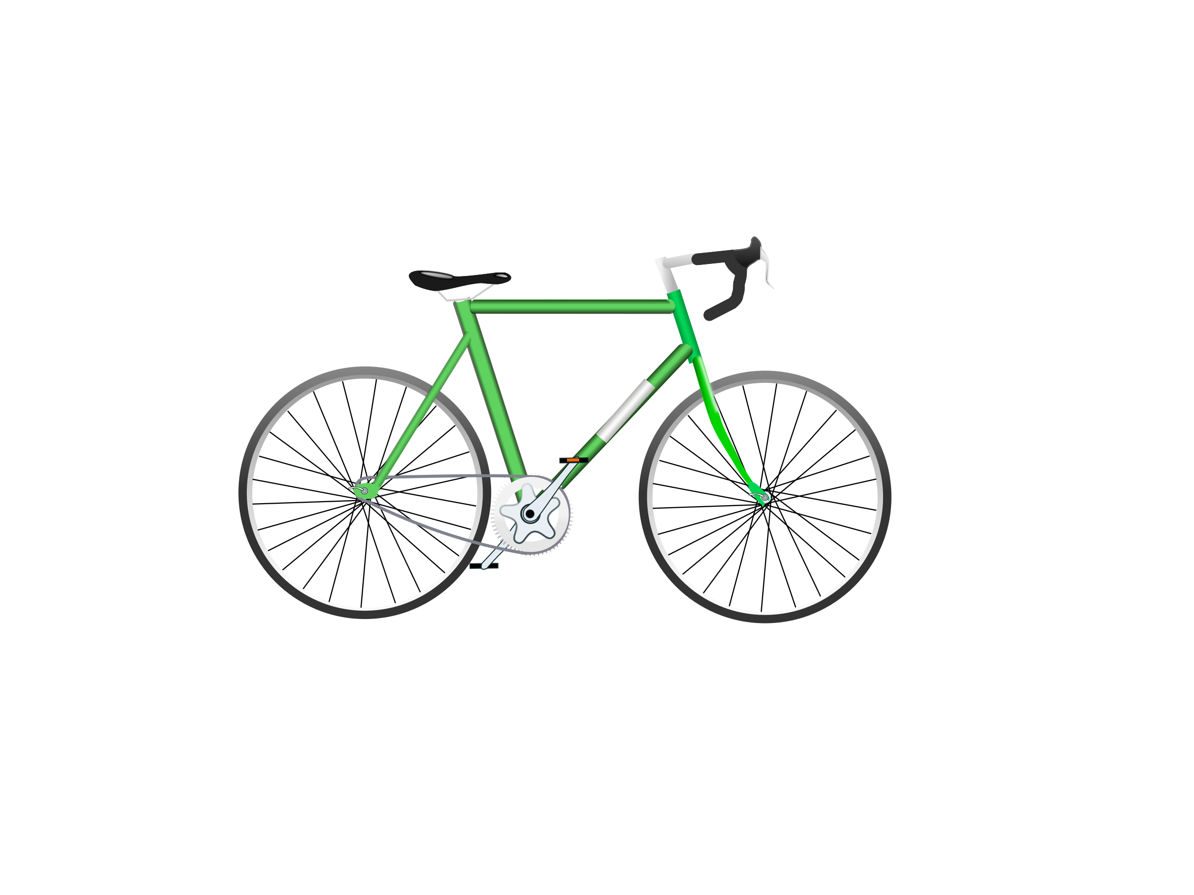 Clipart bicycle green bike. Icons png free and