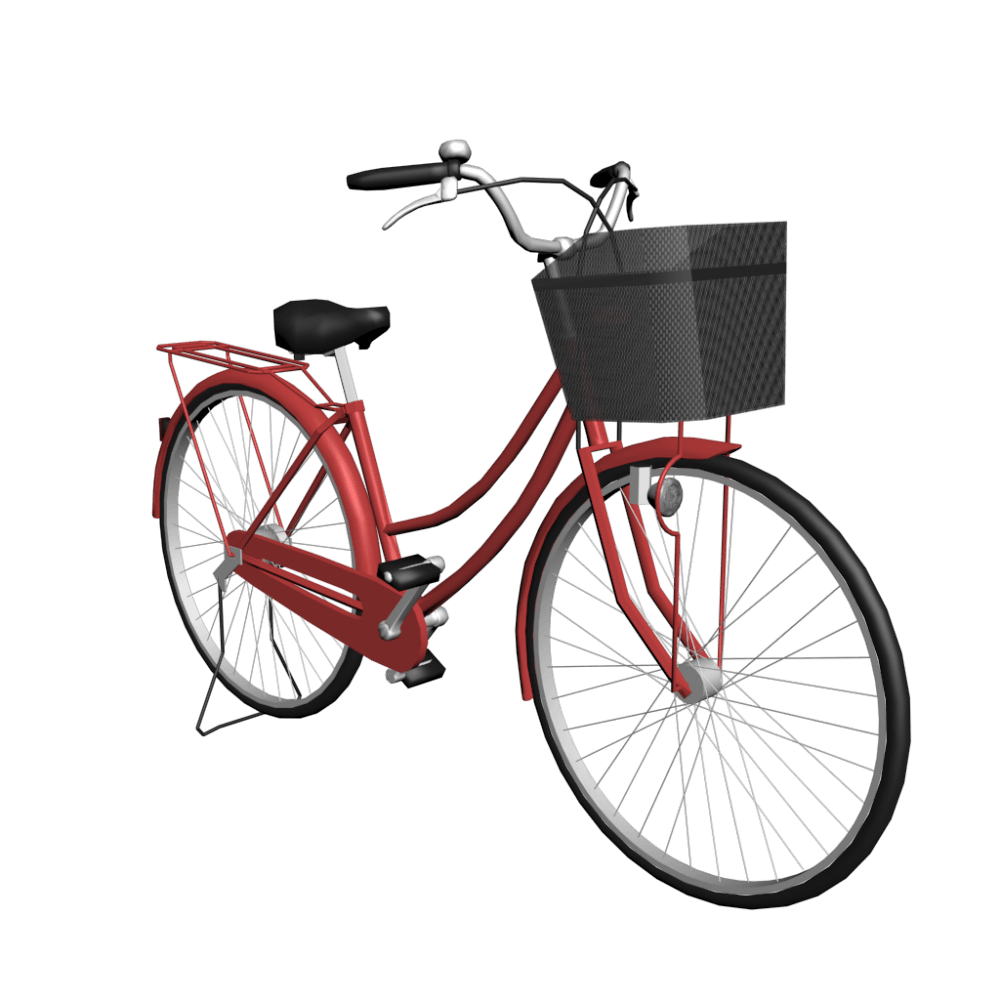Women red transparent png. Clipart bicycle hipster