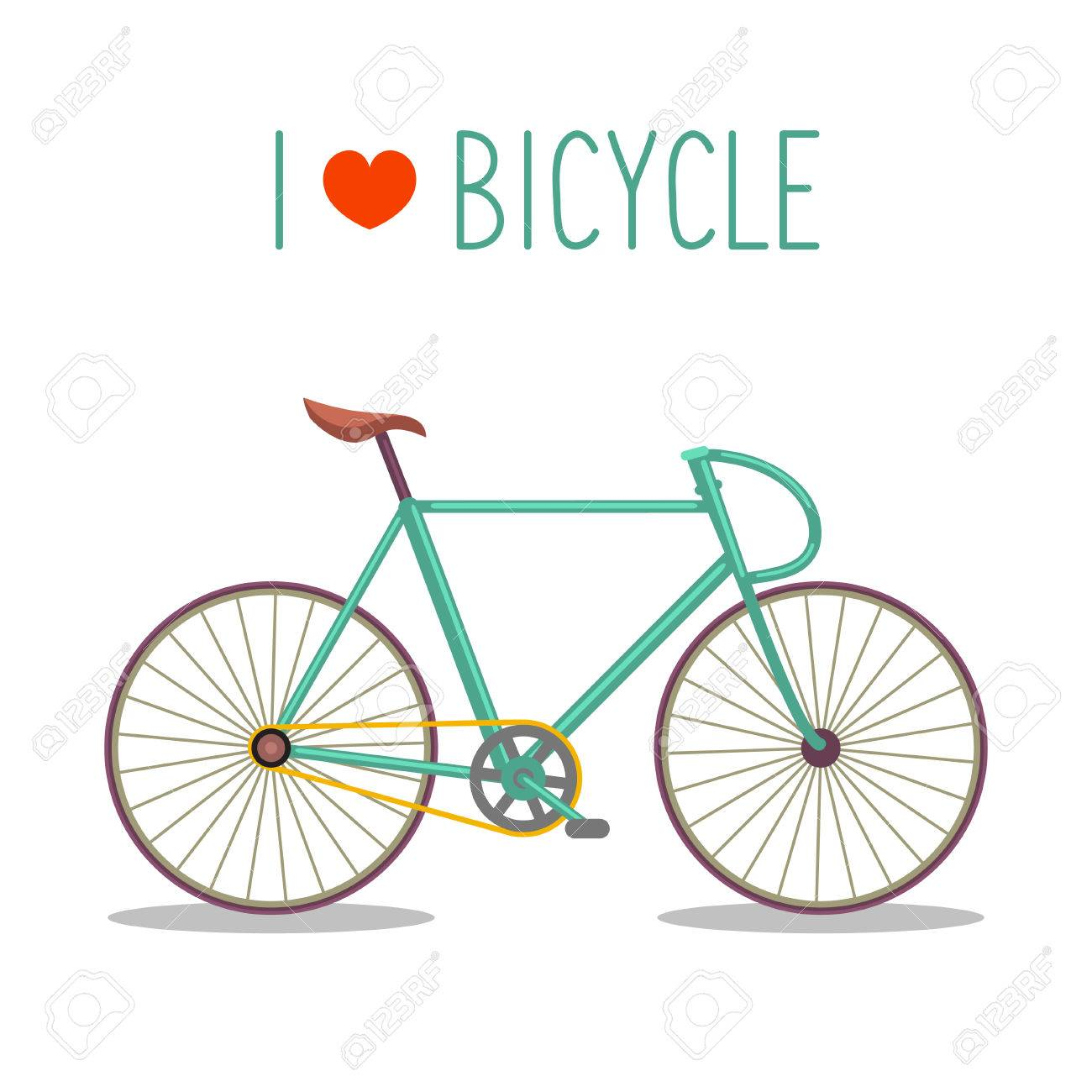 Free download clip art. Clipart bicycle hipster