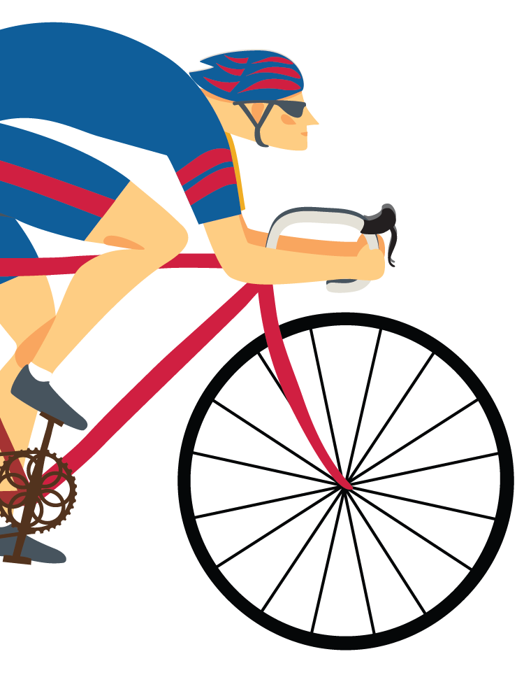 Cycling emporium your bike. Cycle clipart name