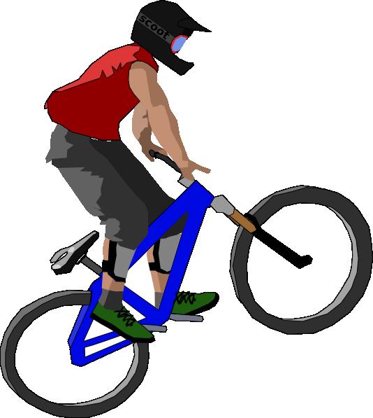 Bike clip art at. Clipart bicycle motorbike