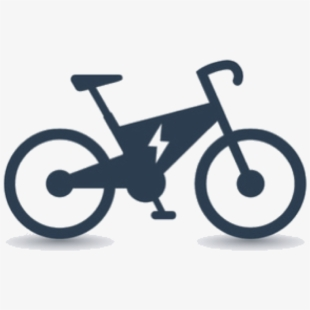 Bike racer merida crossway. Clipart bicycle motorbike