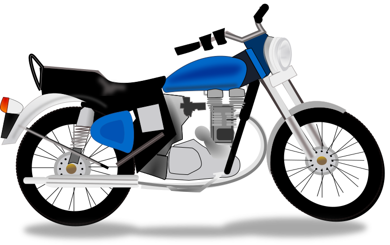 Royal medium image png. Motorcycle clipart motorbike