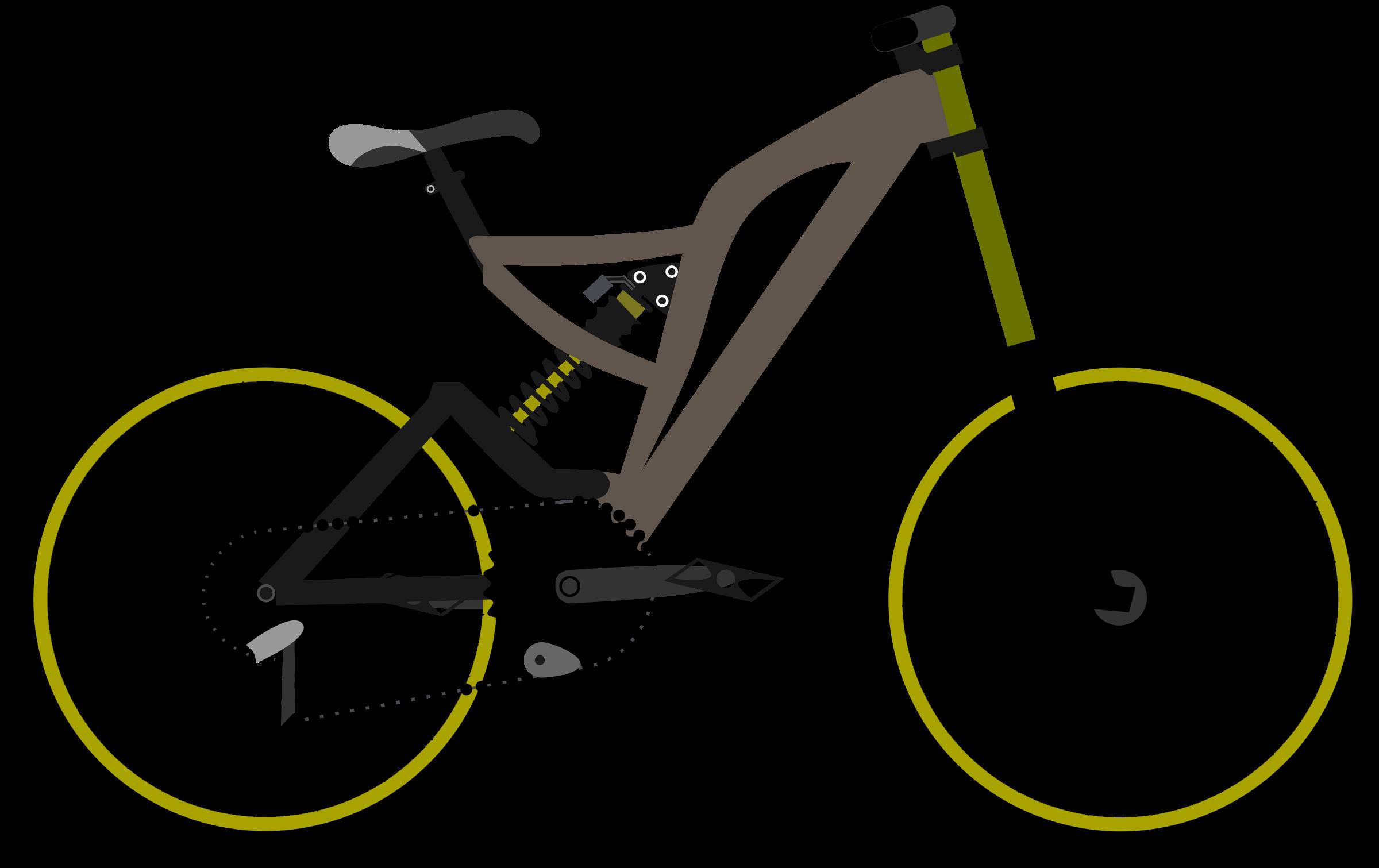 Clipart mountain bitmap. Bike big image png