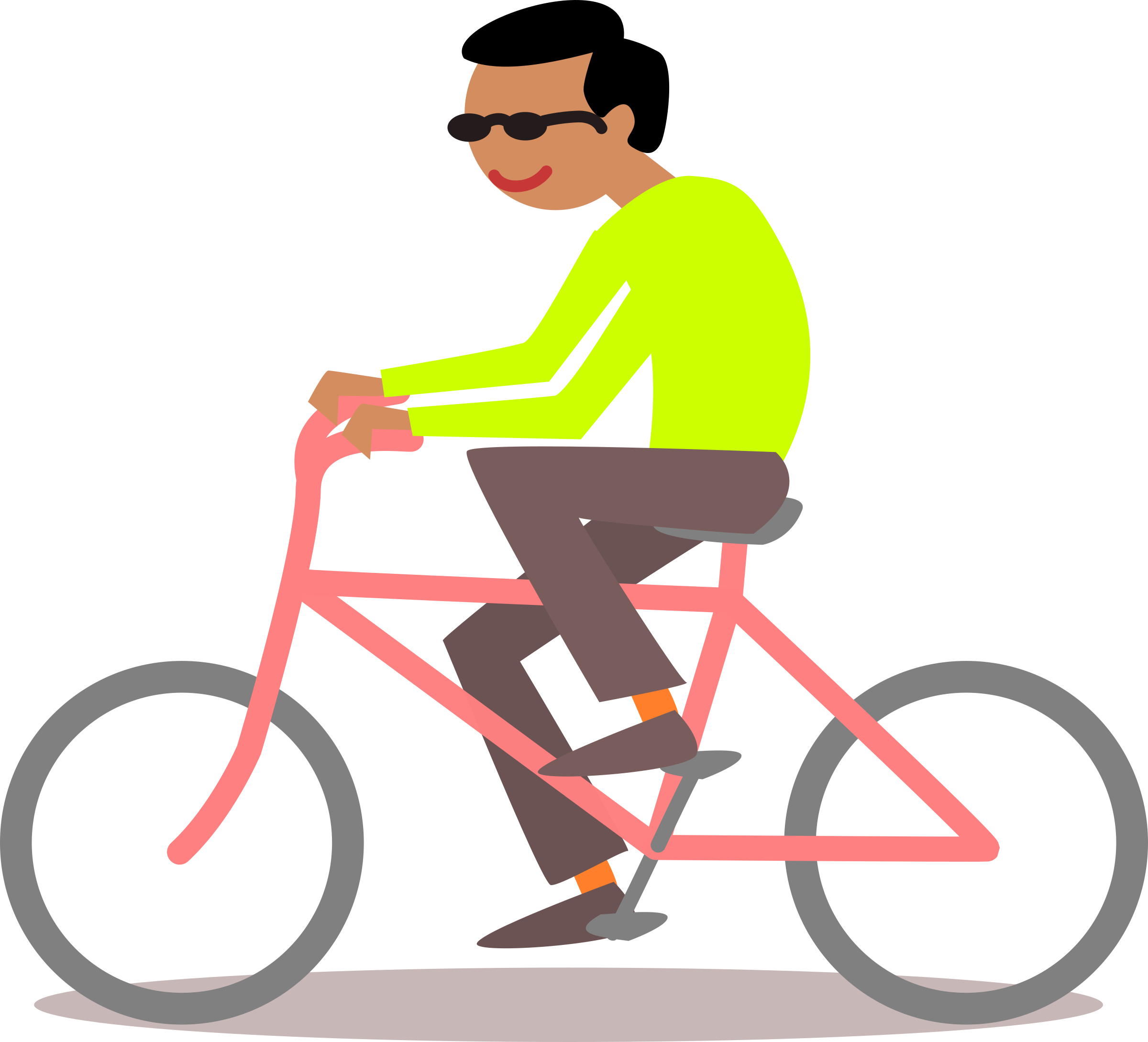 Cycle clipart bycicle. Bike big image png