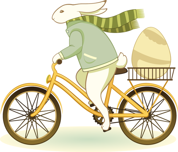 Clipart bicycle rally. Events sdbc easter sunday