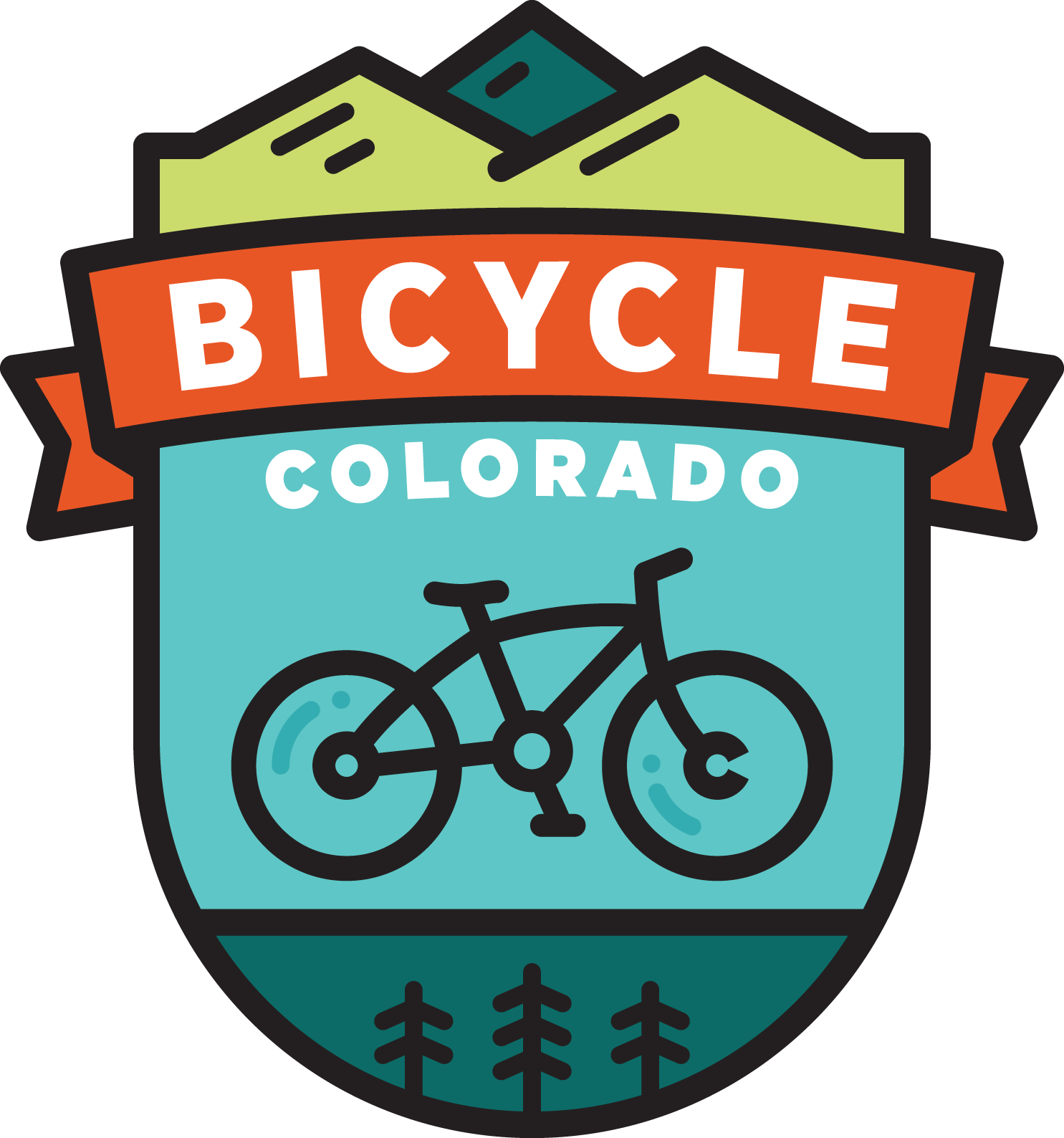 Clipart bicycle rally. Colorado s events calendar