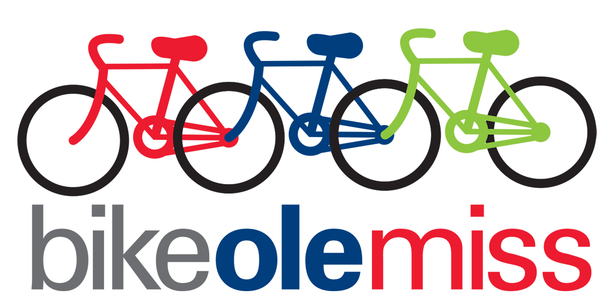 Bike ole miss cycling. Clipart bicycle rally