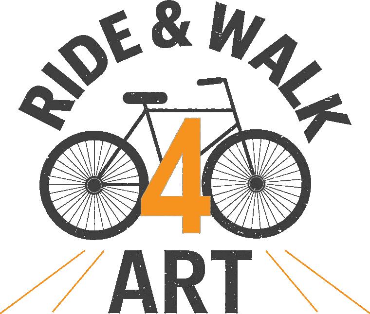 Ride walk art calaveras. Clipart bicycle rally