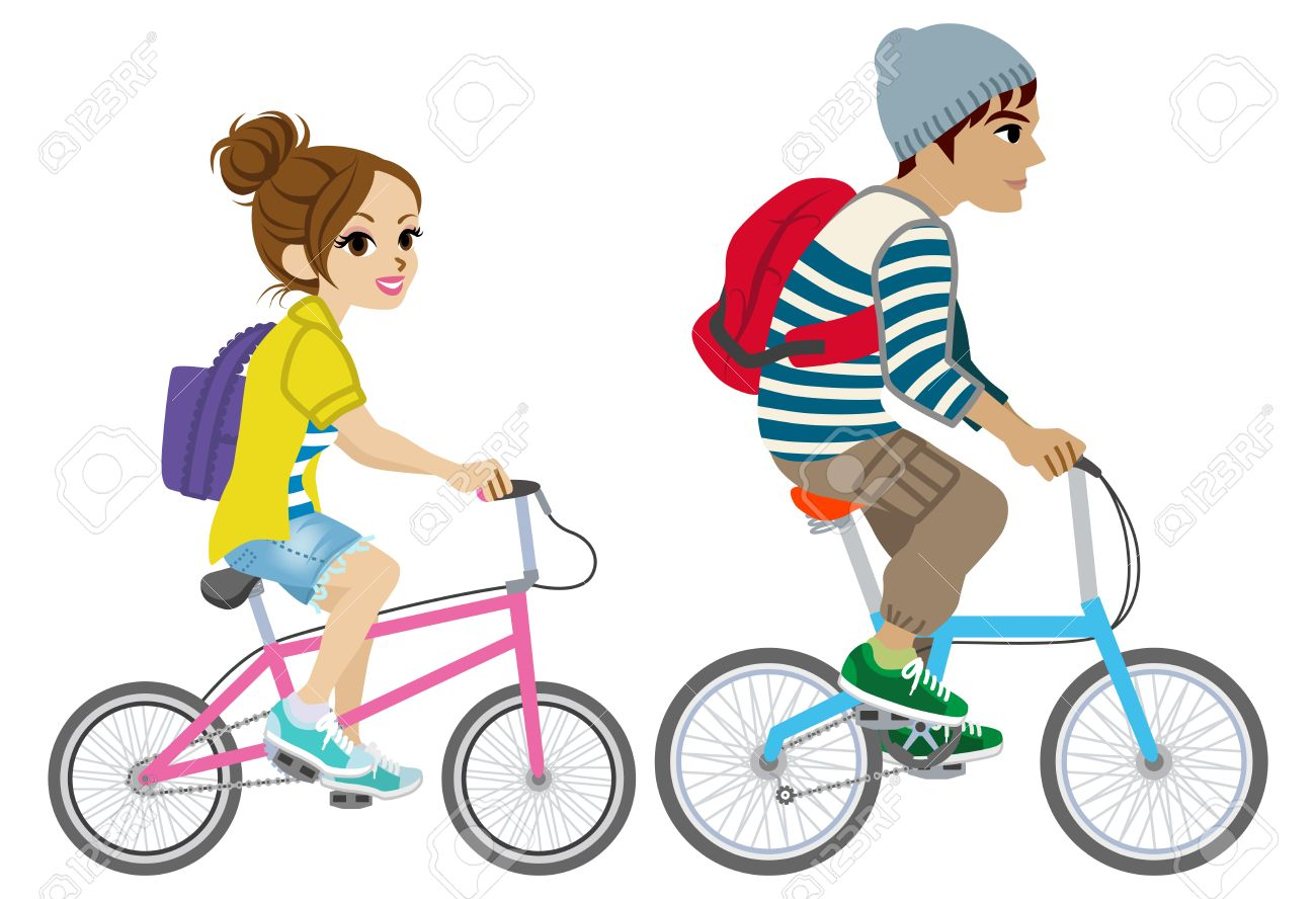Bike ride cliparts free. Clipart bicycle rode