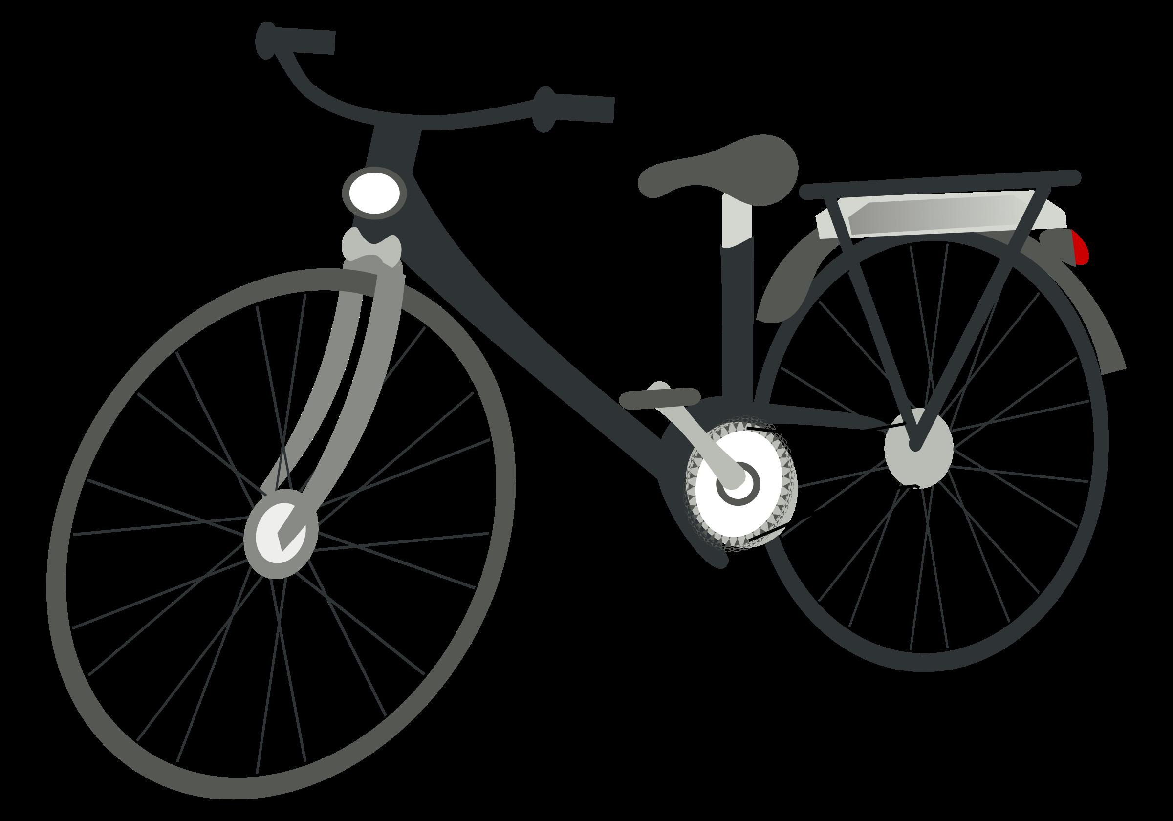 Holland e bike icons. Clipart road frame