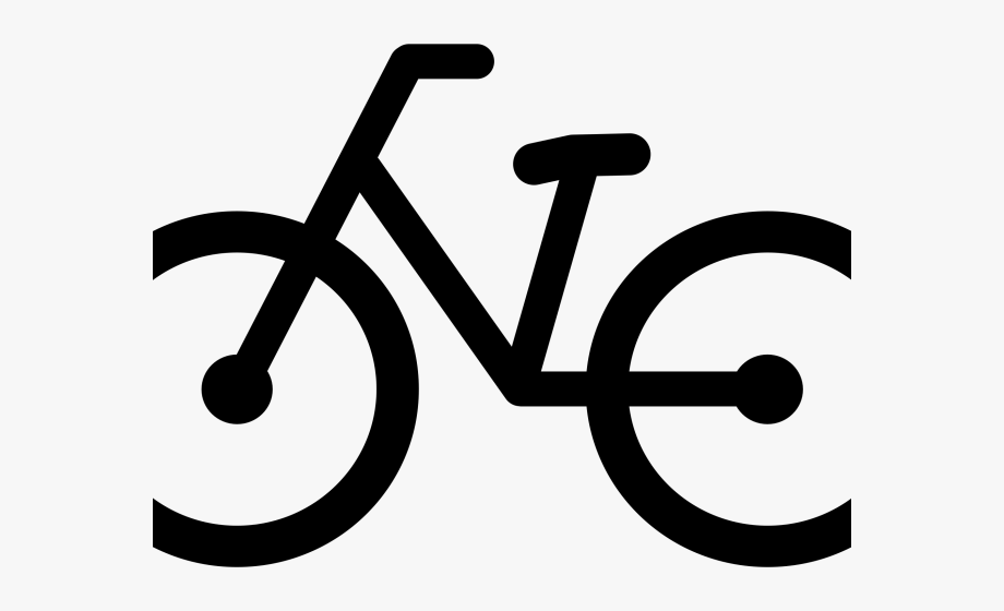 Easy clip art cliparts. Clipart bicycle simple bike
