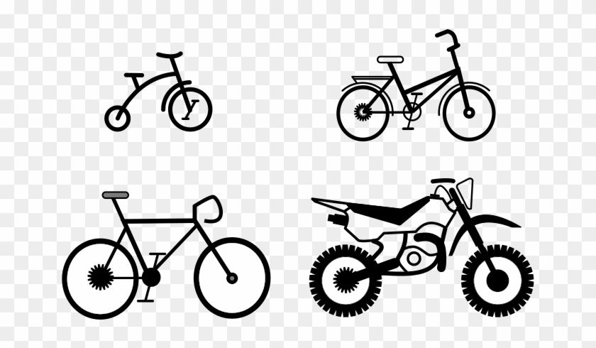 Clipart bicycle small bike. Clip art free transparent