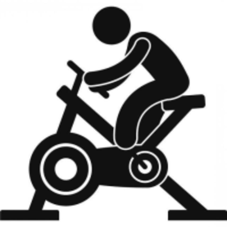 Best free clip art. Clipart bike spin bike